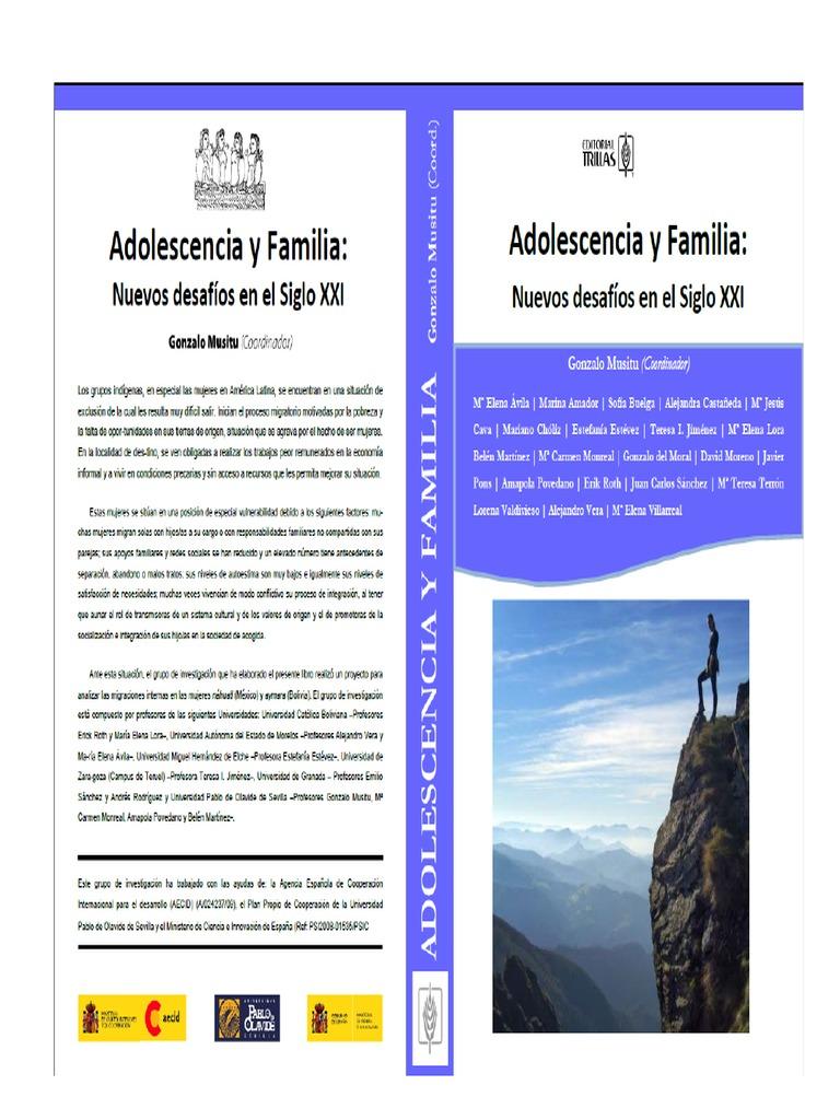 Adolescencia Y Familia Pdf