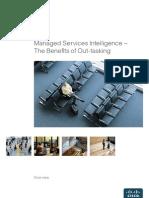 Cisco - Managed Services Intelligence