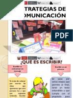 Taller de Estrategias de Comunicación