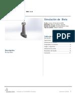 Biela SimulationXpress Study 1