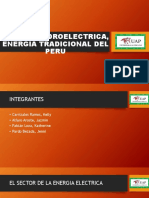 Energia Hidroelectrica Ica