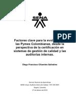 Pymes y la norma ISO 9001