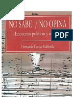 002 Libro No sabe No Opina Fernando Tuesta Soldevilla.pdf