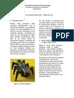 Hexapodo proyecto