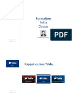 Formation Tekla (dessin)