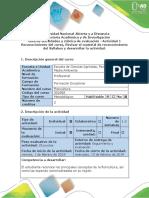 Guía de actividades y rubrica de evaluación - Actividad 1 - Reconocimiento del curso.pdf