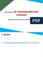 12 Transmisión Por Cadenas