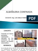 Conceptos Básicos de Albañilería Confinada LUPARTIP