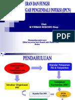 - PERAN & FUNGSI IPCN