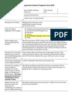 anthony sylvano - cunningham senior capstone product proposal  1