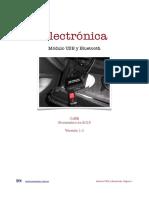 Electronica - Modulo USB y Bluetooth