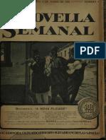A Novella Semanal, Anno 1, n. 06, 04 Jun. 1921
