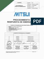 P-SSM-RE Respuesta de Emergencia 2017