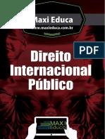 Maxi Educa - Direito Internacional Público.pdf