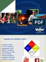Apresentação - RAC 10 - Produtos Químicos
