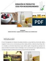 Procesos de Elaboración de alimentos