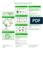 Hlewsey AP Biology Unit 4 Plant Physiology
