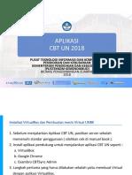 Aplikasi CBT UN