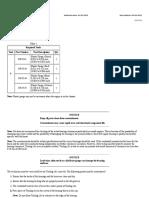 3512C Marine Engine TTC00001-UP(SEBP4534 - 23) - Bearing Clearance - Check