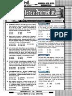Repaso Regla de Interes y Promedios-2