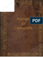 Manual de Cartografia