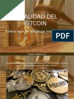 Ibrahim Velutini Sosa - Legalidad Del Bitcoin