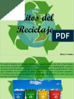 Henry Camino - Mitos Del Reciclaje