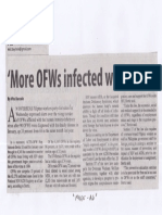 Manila Standard, Mar. 14, 2019, More OFW infected with HIV.pdf