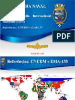 3.2 - Direito Internacional Marítimo (DIM)