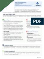 Documento Informativo Patinete Klinc