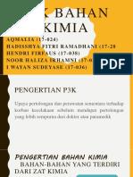 p3k bahan kimia