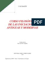 Curso filosófico de las iniciaciones, J. M. Ragon.pdf