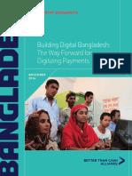 Building Digital Bangladesh The Way Forward in Digital Payments