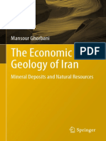 The Economic Geology of Iran - Mineral Deposits and Natrual Resources.pdf
