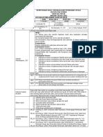 RPS Struktur Jalan Raya D3 2019