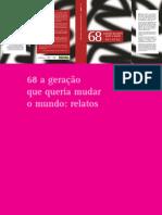 68 - A geração que queria mudar o Mundo - relatos.pdf