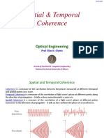Coherence p