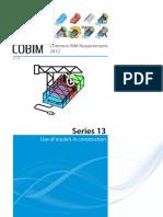 COBIM - S13 Bim Construction v1
