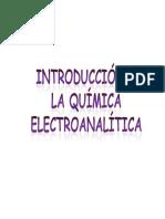 1. Introducción a La Química Electroanalítica