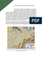 2.2 Caracteristicas Geologicas y Geotecnias Del Area en Estudio