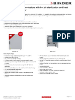 Data Sheet Model CB 170 En