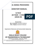 DSP Lab Manual.pdf