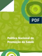 POLITICA NACIONAL DE PROMOÇÃO DA SAUDE