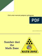 Bukti Teorema Pythagoras Dg Animasi