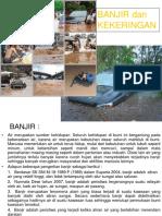Banjir Dan Kekeringan