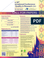 QiR 2019 Call for Papers Poster CFP2feb