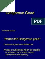 Dangerous Good