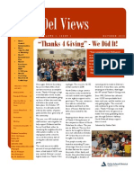Del Views Newsletter October 2010