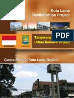 Kota Lama Revitalization Project - Brief Info