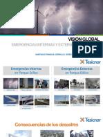 Emergencias Parques Eólicos